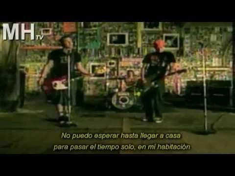 blink-182 - Adam's Song *subtitulado traducido*