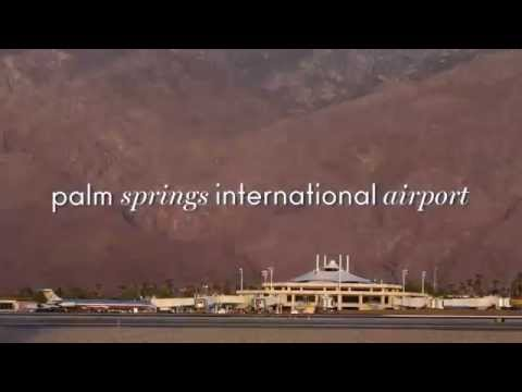 Palm Springs International Airport PSP