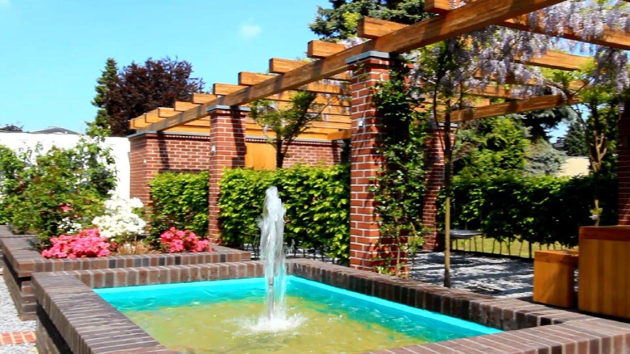 Garden Architecture, Rockery Garden, Carport, Natural Stone, Pergola