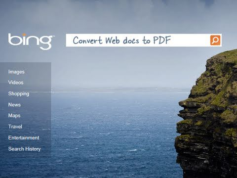 Convert Web Documents to PDF with Google Docs Viewer