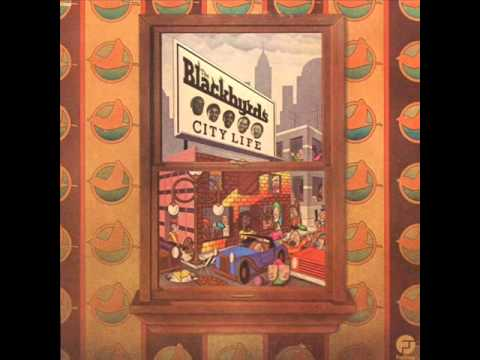 The Blackbyrds - Happy Music