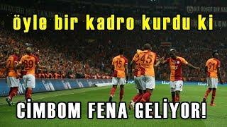 Galatasaray'ın 2020 Kadrosu Hazır! Sizce Eksik Var Mı?