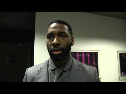 Ontario Reign - Jordan Samuels-Thomas - 1/15/16