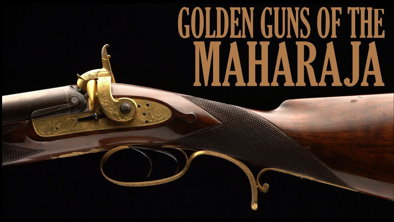 Golden Guns of the Maharaja