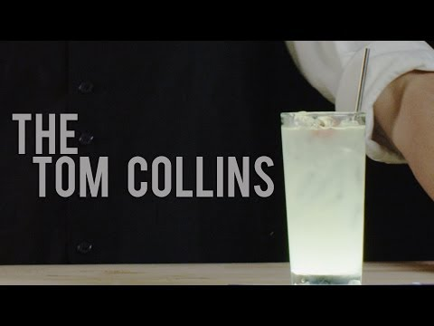 How To Make The Tom Collins Best Drink Recipes