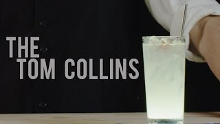 How To Make The Tom Collins - Best Drink Recipes
