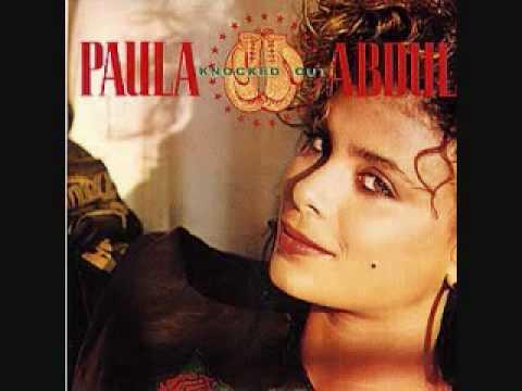 Paula Abdul-Knocked Out