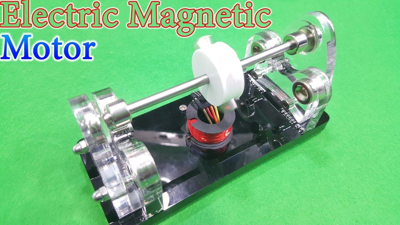 Super Bedini Motor Electric Magnetic no sound when in ...