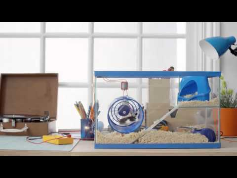 "Click Energy - Better Ways To Save - ""Mouse"" TVC"