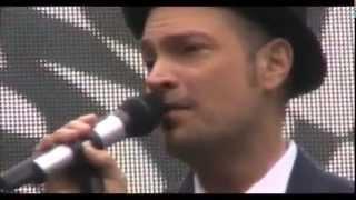 RIP Roger Cicero -  My way (Cicero sings Sinatra) - live in Frankfurt Germany