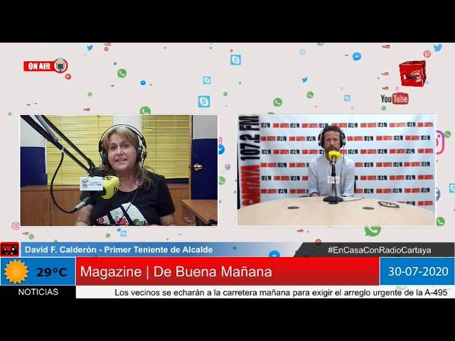 Radio Cartaya | El nuevo gobierno impulsa la Delegación permanente de El Rompido