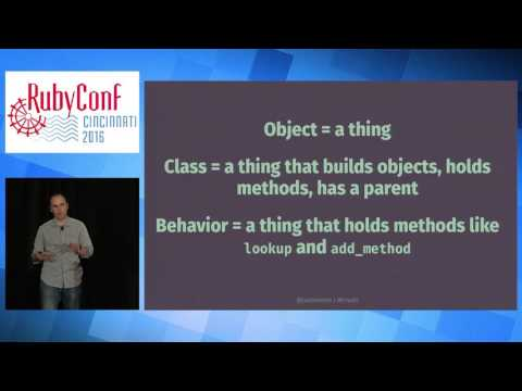 RubyConf 2016 - Metaprogramming? Not good enough! by Justin Weiss