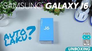Unboxing Samsung Galaxy J6 Black - Infinity Display Paling Terjangkau, AUTO LAKU?