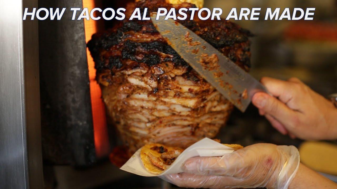 Download How Tacos Al Pastor Is Made • Tasty