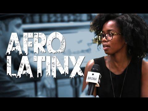 Afro Latinx (Latino/a) | Project Bronx