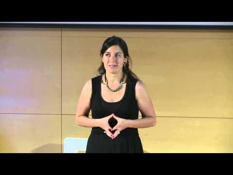 El poder de la sonrisa | Angie Rosales | TEDxBarcelona