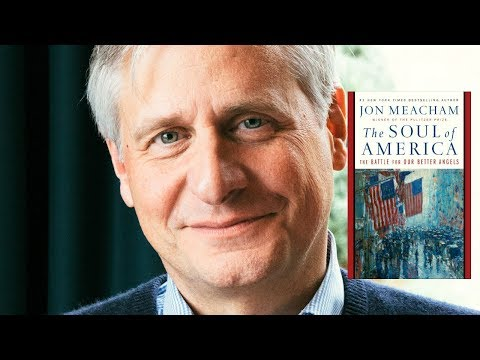 """Jon Meacham discusses """"The Soul of America"""" at The National Press Club"""