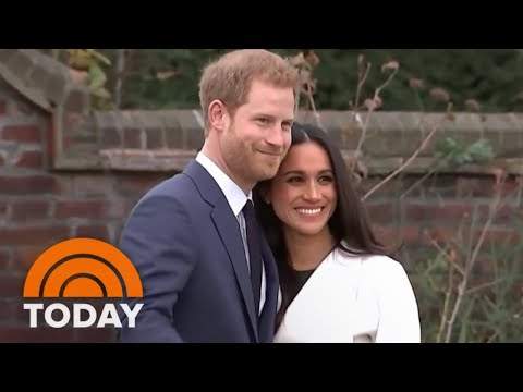 Meghan Markle's Dad Prepares For The Public Spotlight At Royal Wedding | TODAY