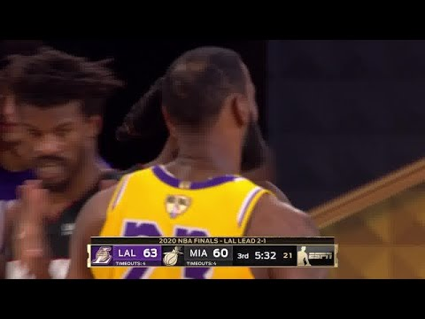Jimmy Butler Full Play | Lakers vs Heat 2019-20 Finals Game 4 | Smart Highlights