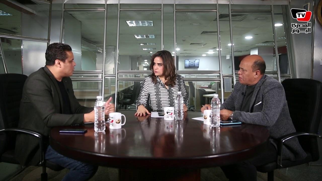 أحمد عبد الغني: مروان حمدي دون مستوى نادي الزمالك وا?راهن ا?ي حد ا?نه يعمل حاجة في المباريات القادمة