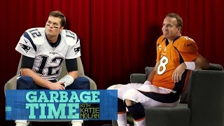 Tom Brady and Peyton Manning Get Roasted