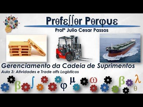 Aula 3-Gerenciamento Da Cadeia De Suprimentos - Atividades E Trade Offs Logísticos
