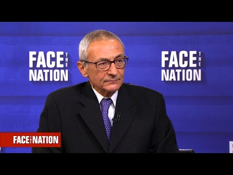 Podesta says the indictment only details one part of Russia's interference campaign
