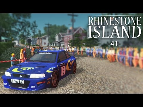 "Cities Skylines - Rhinestone Island [PART 41] ""Rally Event!"""