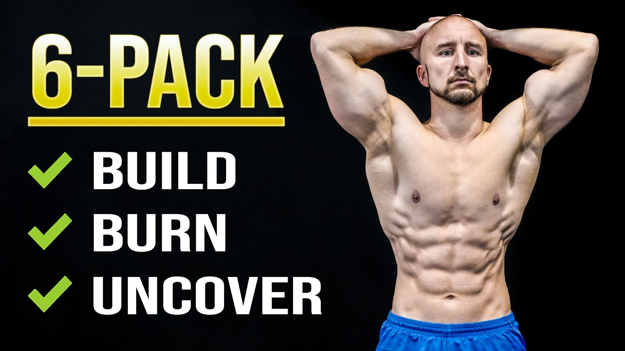 6 Rules to Get 6-Pack Abs! (FOLLOW or FAIL!)