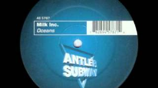 Milk Inc - Oceans (Dj Wout Remix)
