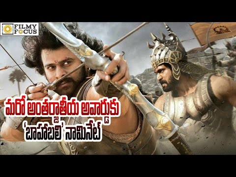 Baahubali Nominated for Saturn Awards 2016 - Filmy Focus