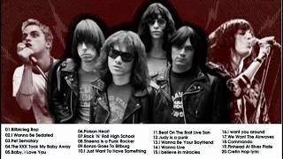 Ramones Greatest Hits Full Album 2017 - Best Of Ramones Full Live