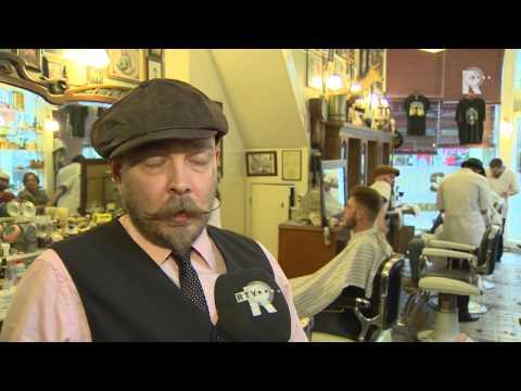 Barbier Terug Van Weggeweest