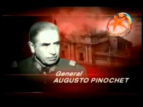 11 de septiembre de 1973- Golpe Militar en Chile.
