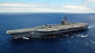 Bí Mật Tàu Sân Bay USS Ronald Reagan