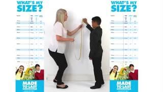 How to measure boys height