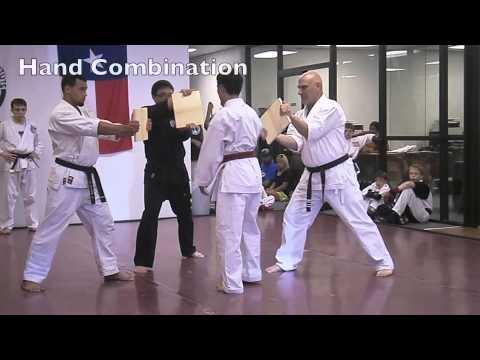 1st Degree Black Belt Test | Mikhail Llauder