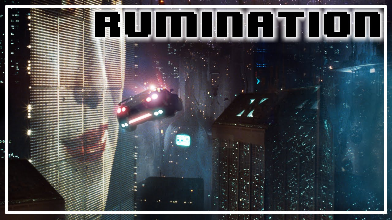 blade runner scene analysis