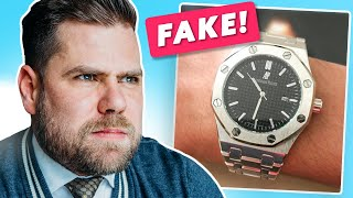 Watch Expert ROASTS Subscribers' Watches
