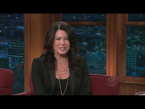 Lauren Graham Getting Gas Naked with Stripper Boots & Asking Craig to Touch her Harder