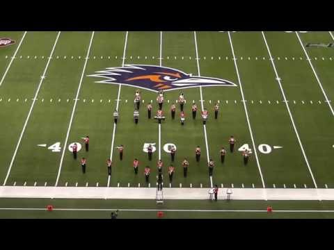 Wink High School Band 2015 - Texas UIL 1A State Marching Contest