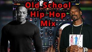 Old School Hip-hop Mix on Pioneer DDJ-SB3 (Snoop Dogg,Dr. Dre, Ludacris and more)