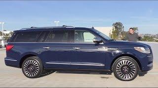 Вот Почему Lincoln Navigator 2018 Года Стоит $100 000