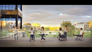 MOZAIK - Danse Inclusive /  mairie de Montpellier