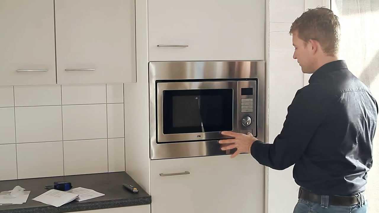 Etna Oven Met Magnetron Functie Installeren