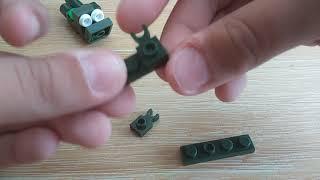 как сделать из Лего спрингтрапа?