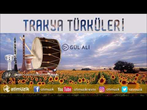 Serkan Saver - Gül Ali [ Trakya Türküleri ]