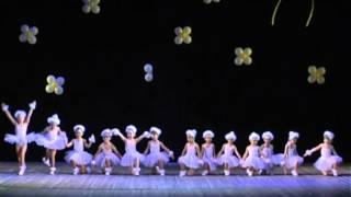 """""""Сувенир"""" Одесса - Танец маленьких лебедей"""