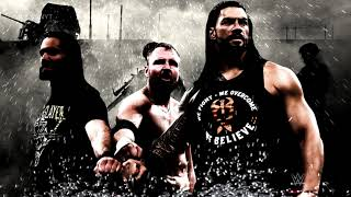 """The Shield 1st WWE Theme Song - """"Special Op"""" with Arena Effects"""