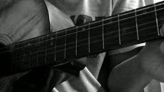 (Admes) hanya rindu - Rifhan Fingerstyel guitar cover